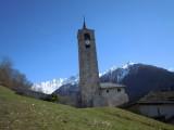 Eglise de la Sainte Trinité à Peisey-Nancroix