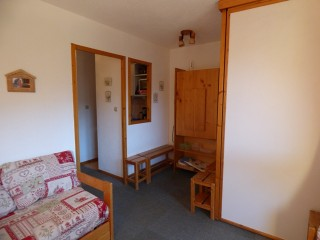 Appartement Studio Laigle N26 5 Couchages Peisey