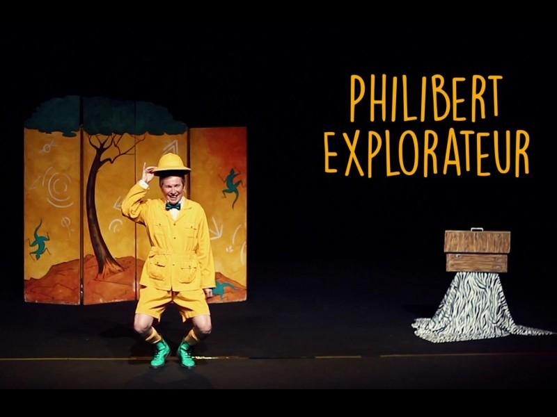 Philibert l'explorateur