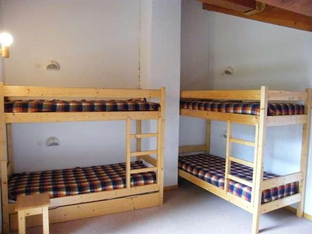 chalet-le-datcha-les-mievres-plan-peisey-lits superposés