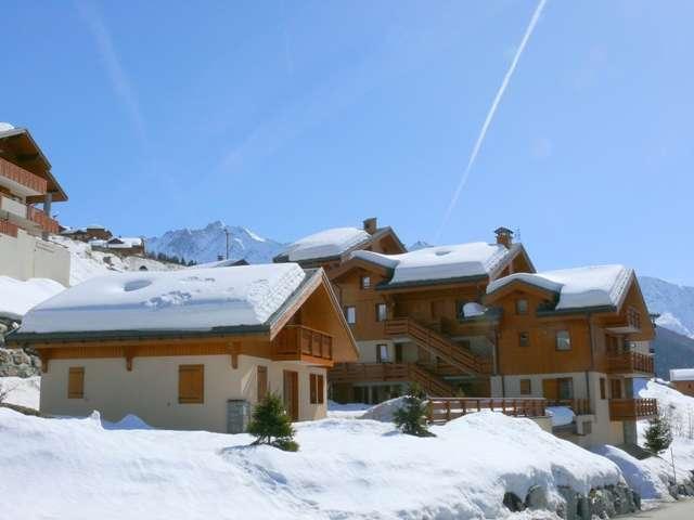 chalet-les-epilobes-chalets-de-la-flore-vallandry-vue hiver 4